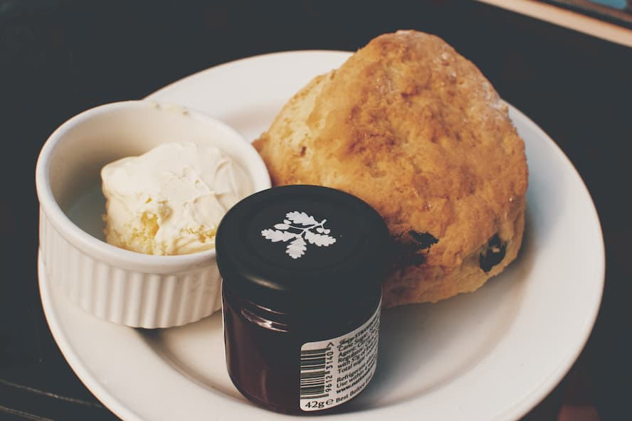 Top 5 Cream Teas Cornwall
