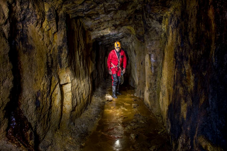 Underground Exploring