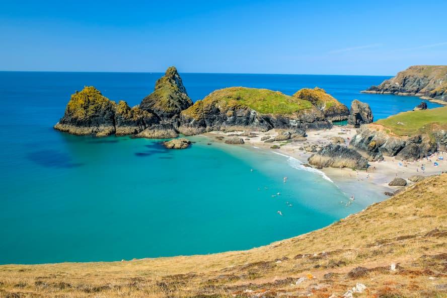 Top Cornwall Beaches