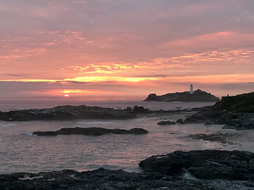 Sunset Spots to Visit in Cornwall