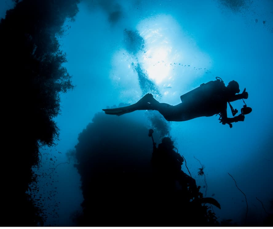 Discover a Different Cornwall Beneath the Waves