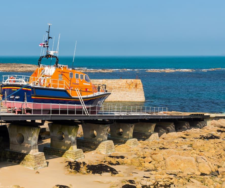 Visit a Lifeboat Station