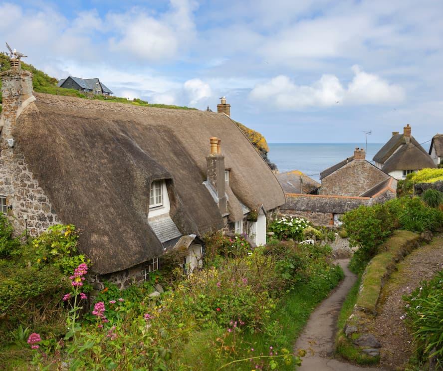 Unusual Architecture in Cornwall